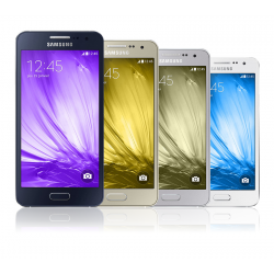 Vitre tactile avec écran Samsung Galaxy A3